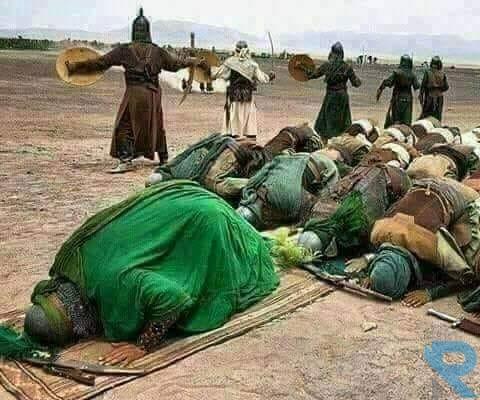 حق على كل مسلم أن يقبل رأس عبد الله بن حُذافة