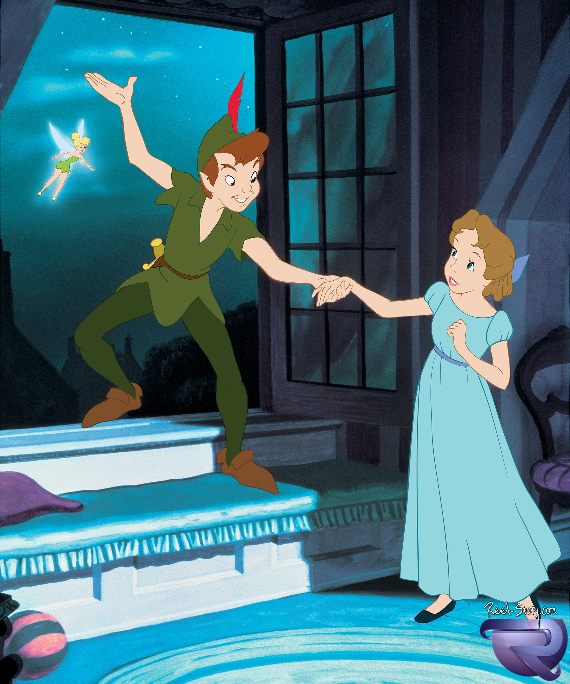 Peter Pan – J. M. Barrie