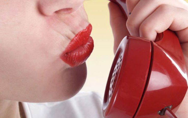 كلامي مع حبيبي في التليفون