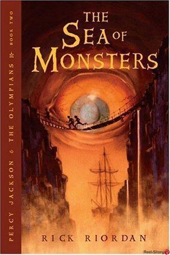[PDF DOWNLOAD] Percy Jackson 2 – The Sea of Monsters – Riordan, Rick-viny