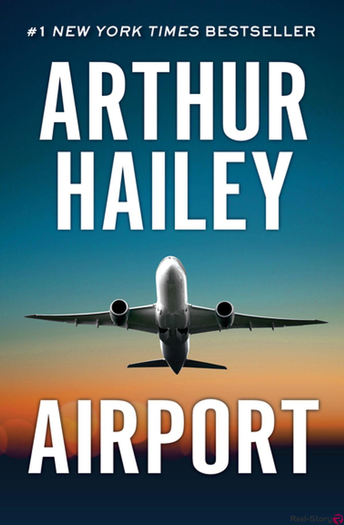 Airport – Arthur Hailey