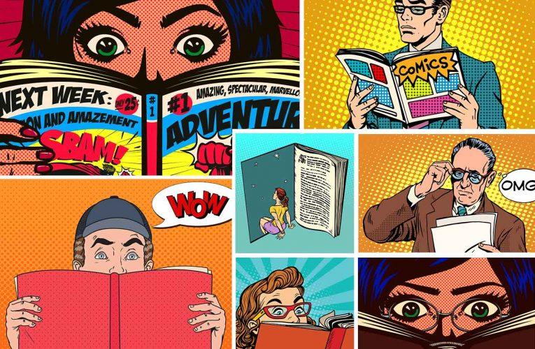 Reel Story –  Comics