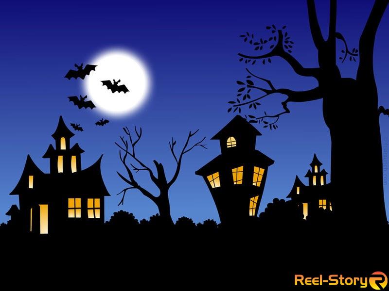 Halloween Horror By Clemen D. B. Gina