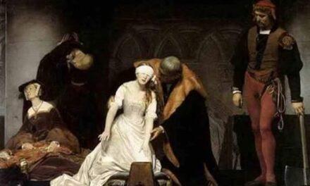 قصة العفيفة والمغتصب